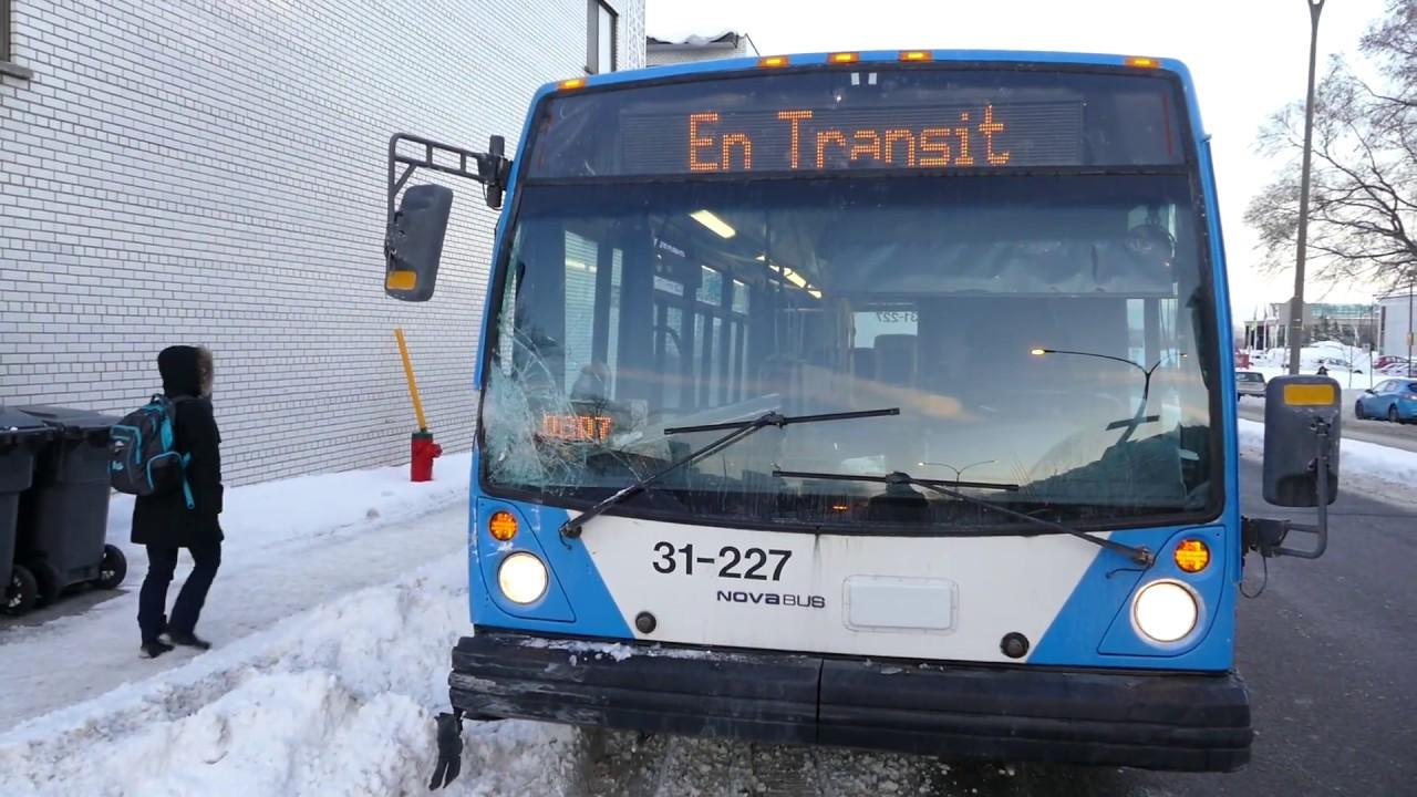 montréal sherbrooke autobus
