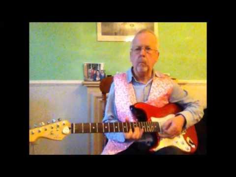 Spanish Harlem Instrumental cover Colin Legg