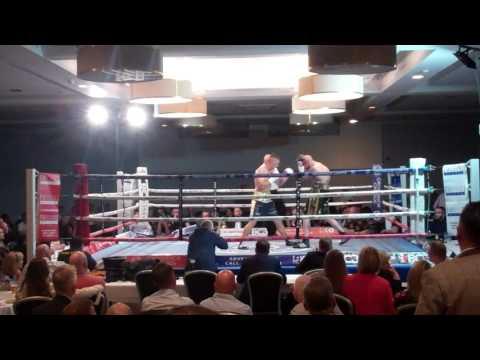 Tom Stokes vs. Paul Hilz
