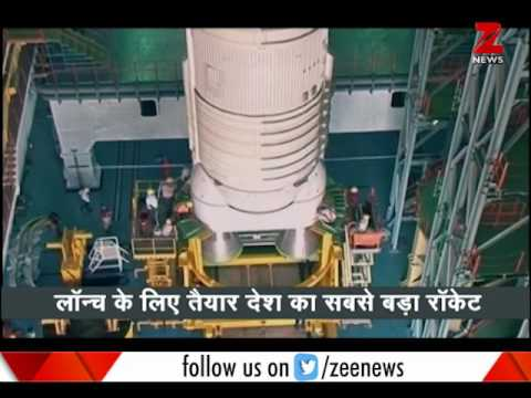 GSLV Mark-3, India's biggest rocket ready to be launched