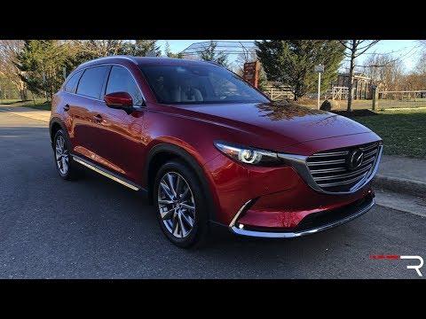 2018 Mazda CX-9 GT – The Anti-Boring Family Crossover