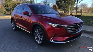 2018 Mazda CX 9 GT The Anti Boring Family Crossover