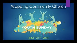 Youth Sunday Service - 2020-06-28