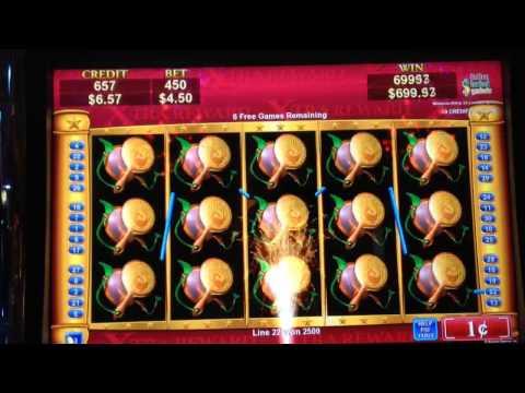 Pechanga winning slots