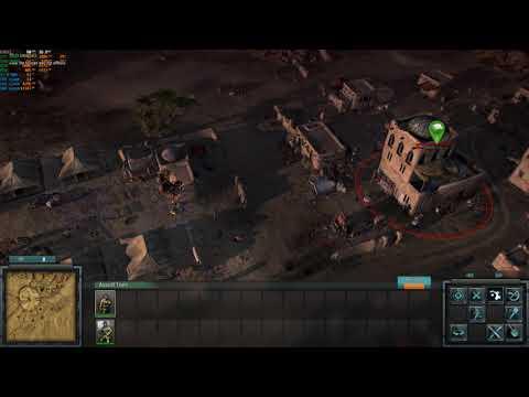 Blitzkrieg 3 story playthrough 1080p G sync GTX 1080 SLI PC |