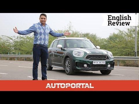 Mini Cooper S Countryman Test Drive Review English - Autoportal