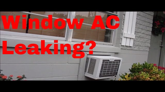 how to add freon to window ac unit