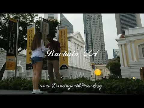 Bachata 004 W/ Anna   DWF Singapore