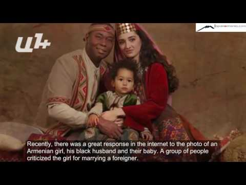 The Armenian-Japanese Family Highlights Love And Not The Genes-English Subtitles