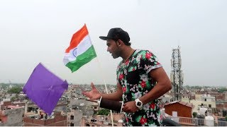 How Desi Boys Fly Kites On 15AUGUST 🔥