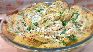 КАБАЧКИ ОЧЕНЬ ВКУСНЫЕ!!!! Обалденный Рецепт Кабачков!!! Как вкусно приготовить кабачки!!!