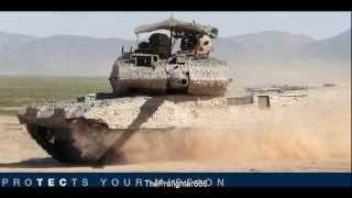 Leopard 2 A7+ 'The new German Main Battle Tank'
