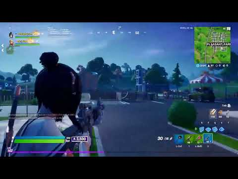 Fortnite Na West Arena Duos (console Only) Type !epic To Join Live On Ps4