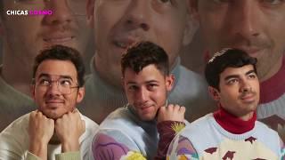 LOS JONAS BROTHERS ASEGURAN que  ESTAR en DISNEY los HIZO PERDER su IDENTIDAD Video