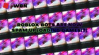 Bots em Roblox agora são spam carregando jogos-WBN-Episódio 1