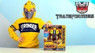 Трансформер Бамблби для детей Новинка! Transformers BumbleBee 2018