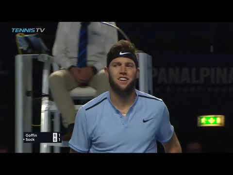 Jack Sock: 2017 Best Moments