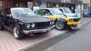 RX 3 マツダ・サバンナ Savanna GT 12A RX Ⅲ 13B.