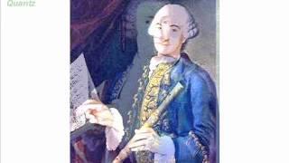 E.Pahud Johann Joachim Quantz Concerto in G III. Presto