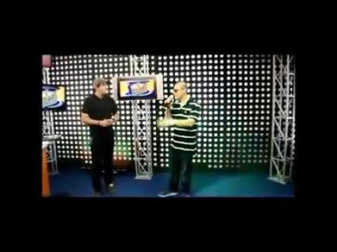 EL GUILLE & BARRIO ENTREVISTAS EN RADIO Y TELEVISION EN NICARAGUA