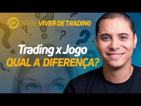 BITCOIN - DIFERENÇA DO TRADING X JOGO | RODRIGO MIRANDA