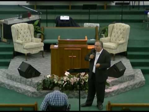 Pastor Steve Waldron - Hell Is A Real Place