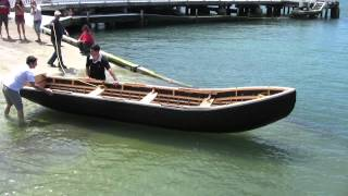 Currach Sea Trials