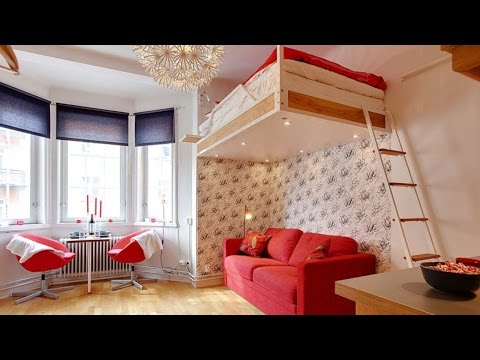 59 Small Apartments (Lofts) Design Ideas