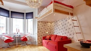 58+ Small Apartments (Awesome Loft)