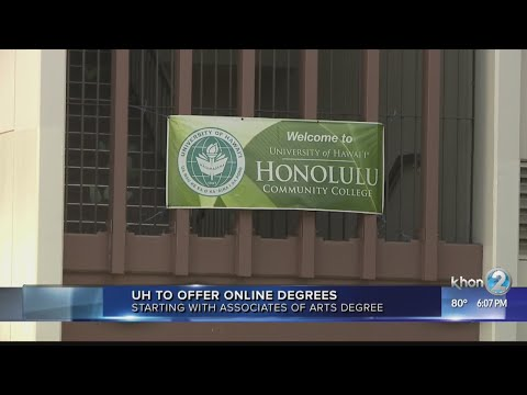 UH Online Degree