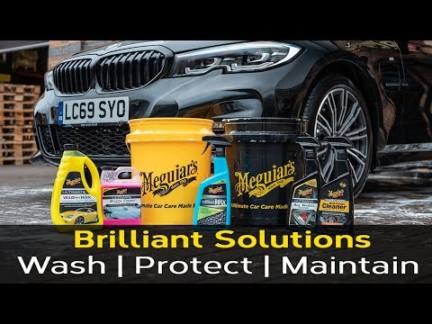 How to WASH, PROTECT and MAINTAIN a NEW CAR | Brilliant Solutions