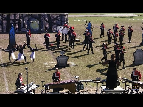 Wheatmore High School Marching Band 11/3/2018