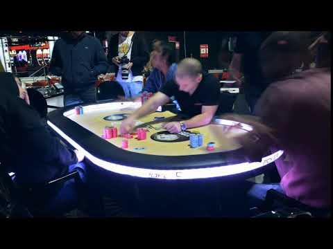 Casino Estoril Golden Poker Series Main Event Final Table Timelapse