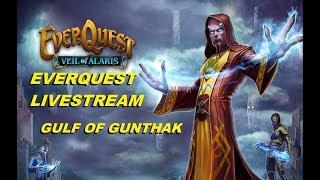 LET'S PLAY EVERQUEST - Gulf of Gunthak - Legacy of Ykesha(1080P)