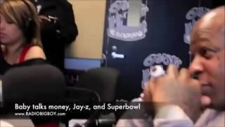 Birdman Speaks On Lil Wayne Jay-Z & His Biggest Check Being 100$ Million Dollars
