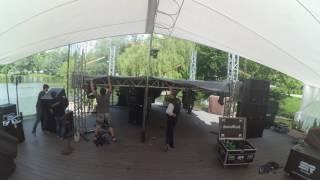 видео Светодиодные LED экраны для сцены