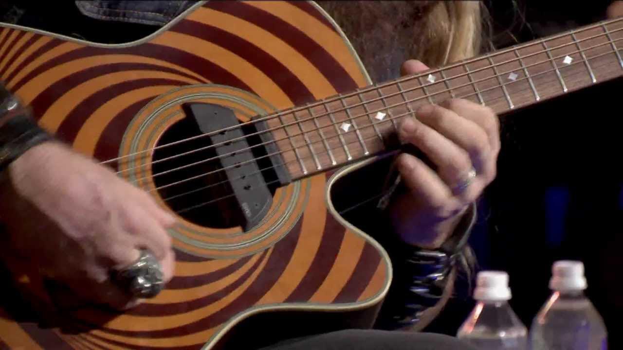 Video von Zakk Wylde  Les Paul's Trio