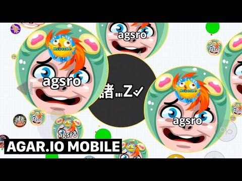 AGARIO MOBILE INTENSE TEAM BATTLE (Agar.io Server Domination) thumbnail