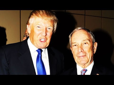 Mike Bloomberg Goes On