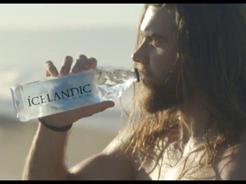 Icelandic Glacial is #HotAsIce