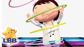 The Hula Hoop Song +More Songs | Little Baby Bum Junior | Cartoons and Kids Songs | Songs for Kids