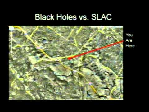 SLAC Public Lecture: Black Holes: The Brightest Objects in the Universe Part1/3