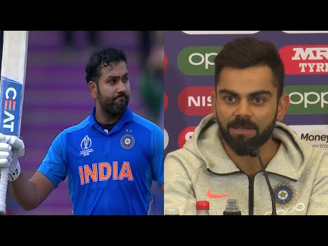 ICC World Cup | Virat Kohli hails Rohit Sharma's 'best ODI innings by far'