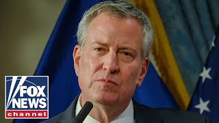 De Blasio to slash $1B from NYPD budget as violent crime surges