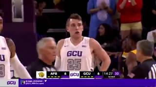 Gambar cover Highlights: GCU Basketball vs Arkansas Pine-Bluff | Nov. 16, 2019