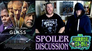 """Glass"" 2019 Spoiler Review & Discussion - The Horror Show"