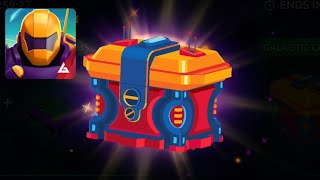 Space Pioneer Hack   Galastic Chests Hacked