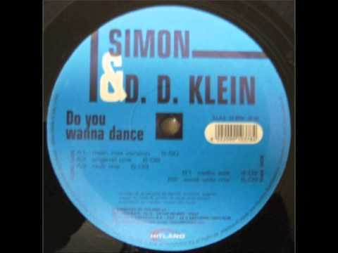Simon & D.D. Klein Feat. Master Freez - Do You Wanna Dance (Club Mix)