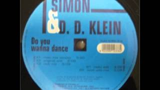 Simon & D.D. Klein Feat. Master Freez - Do You Wanna Dance (Club Mix)