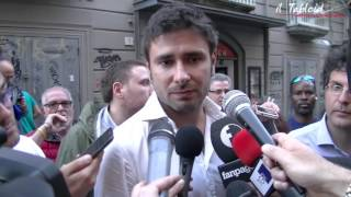 Territorio News - Alessandro Di Battista da Napoli